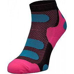 Lenz RUNNING 3.0 čierna 35-38 - Športové ponožky
