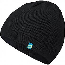 Lewro ALKAZAM čierna 4-7 - Chlapčenská čiapka