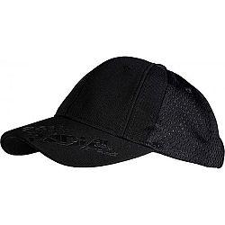 Lewro DOBY čierna 12-15 - Chlapčenská čiapka so šiltom