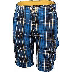 Lewro EDA 140 - 170 zelená 164-170 - Chlapčenské šortky