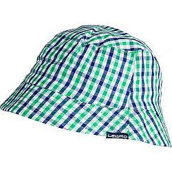 Lewro LUMAR modrá 8-11 - Detský klobúčik