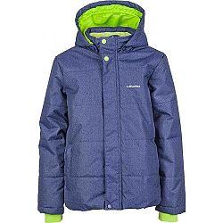 Lewro PALMER modrá 140-146 - Chlapčenská zimná bunda