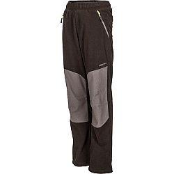 Lewro PEREZ čierna 140-146 - Detské nohavice