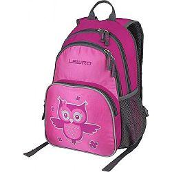 Lewro SCOUT modrá NS - Univerzálny detský batoh
