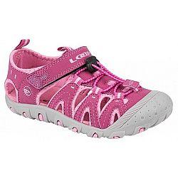 Loap BAM ružová 26 - Detské sandále