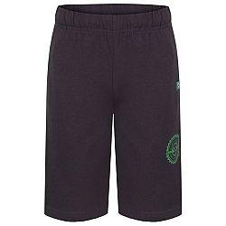 Loap BAXI čierna 112-116 - Chlapčenské šortky