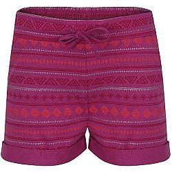 Loap BURMA ružová 158-164 - Dievčenské šortky