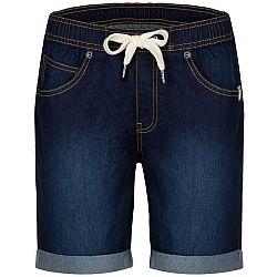 Loap DECALA modrá S - Dámske šortky