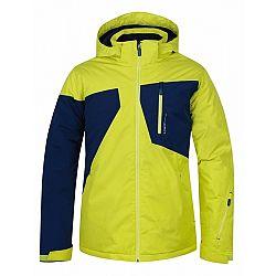 Loap FANNAR zelená XXL - Pánska lyžiarska bunda