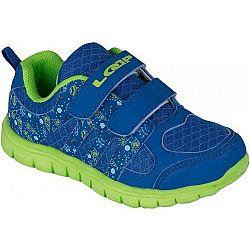 Loap FINN KID modrá 25 - Detská vychádzková obuv