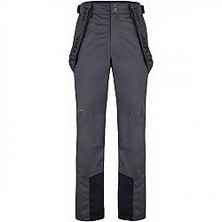 Loap FOSSI šedá L - Pánske lyžiarske nohavice
