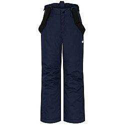 Loap FUGALO modrá 140 - Detské lyžiarske nohavice