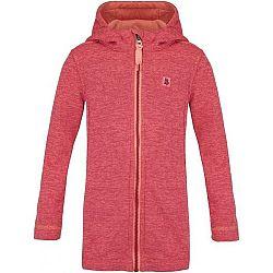 Loap GENUFA ružová 112-116 - Dievčenský sveter