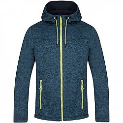 Loap GRAMER modrá XL - Pánsky outdoorový sveter