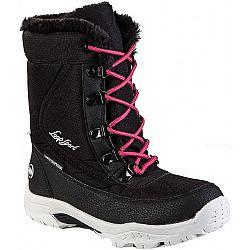 Loap ICE KID zelená 29 - Detská zimná obuv