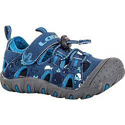 Loap LILY modrá 32 - Detská letná obuv