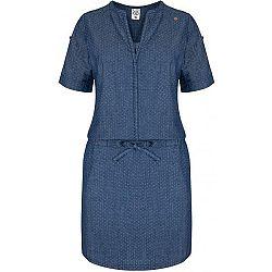 Loap NIVA modrá M - Dámske šaty