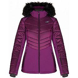 Loap ODIANA fialová M - Dámska lyžiarská bunda