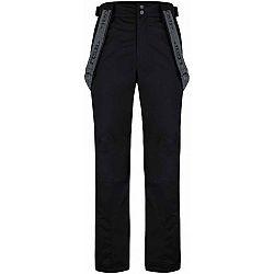 Loap OTAK čierna L - Pánske lyžiarske nohavice
