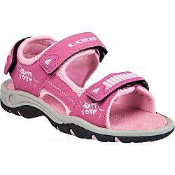 Loap PIMM modrá 29 - Detské letné sandále