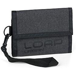 Loap TAMP tmavo šedá UNI - Peňaženka