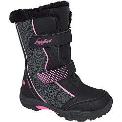 Loap TOLA čierna 34 - Detská zimná obuv