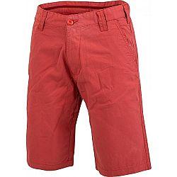 Loap VAMO červená XL - Pánske šortky