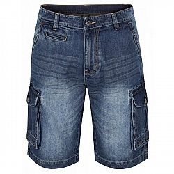 Loap VERDY modrá S - Pánske šortky