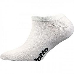 Lotto 3-PACK biela 23-25 - Dievčenské ponožky