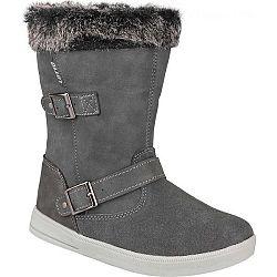 Lotto COLEN tmavo sivá 33 - Detská zimná obuv