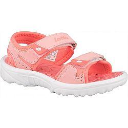 Lotto LAS ROCHAS III INF modrá 25 - Detské sandále