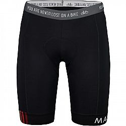 Maloja VIELM čierna M - Cyklistické šortky