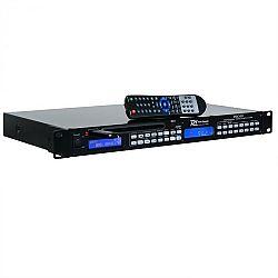 Mediálny prehrávač Power Dynamics PDC-60, USB, CD, MP3
