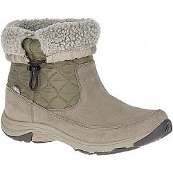 Merrell APPROACH NOVA BLUFF PLR WP béžová 7 - Dámska zimná obuv