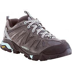 Merrell CAPRA GTX šedá 5 - Dámske outdoorové topánky