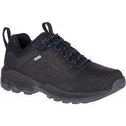 Merrell FORESTBOUND WP čierna 10 - Pánska outdoorová obuv
