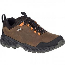 Merrell FORESTBOUND WP hnedá 9.5 - Pánska outdoorová obuv