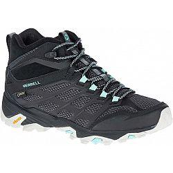 Merrell MOAB FST MID GTX čierna 5.5 - Dámska obuv