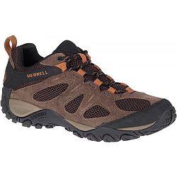Merrell YOKOTA 2 hnedá 11 - Pánska outdoorová obuv