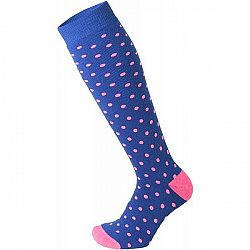 Mico MEDIUM WEIGHT PROTECTION SKI SOCKS JR ružová L - Detské lyžiarske ponožky
