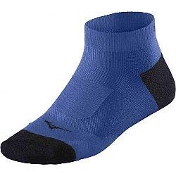 Mizuno DRYLITE SUPPORT MID modrá S - Ponožky