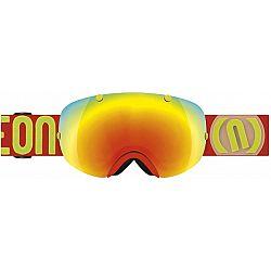 Neon BREAK žltá NS - Lyžiarske okuliare