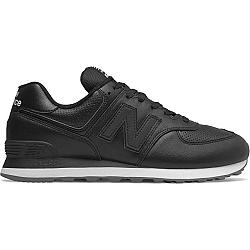 New Balance ML574SNR čierna 8 - Pánska voľnočasová obuv