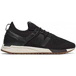 New Balance MRL247DB čierna 11 - Pánska voľnočasová obuv