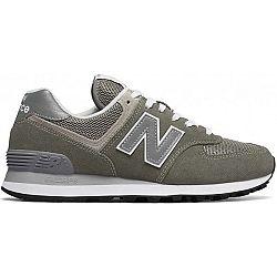 New Balance WL574EG zelená 5.5 - Dámska obuv na voľný čas