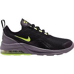 Nike AIR MAX MOTION 2 GS čierna 4Y - Detská voľnočasová obuv