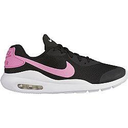 Nike AIR MAX OKETO čierna 3.5Y - Detská obuv na voľný čas