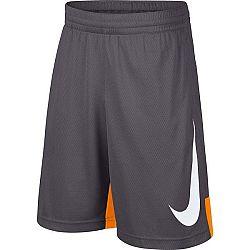 Nike B M NP DRY SHORT HBR tmavo modrá XS - Chlapčenské športové šortky