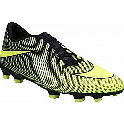 Nike BRAVATA II FG čierna 10.5 - Pánske lisovky