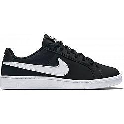 Nike COURT ROYALE čierna 7.5 - Dámska voľnočasová obuv